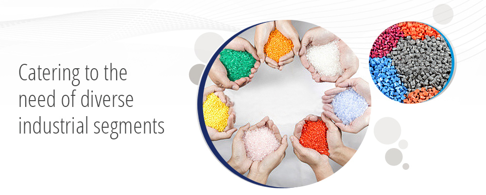 Polymer Masterbatches & Additives Manufacturer Dubai, UAE